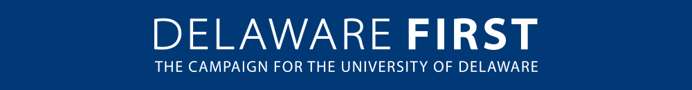 Delaware First - The campaign for the University of Delaware
