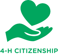 4-H Citizenship Graphic