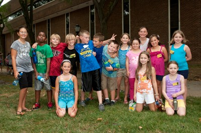Juvenile Diabetes Camp - CHS