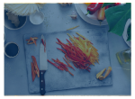 Background photo shows cooking elements