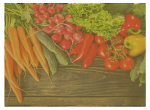 Background photo for vegetable crop recommendation button