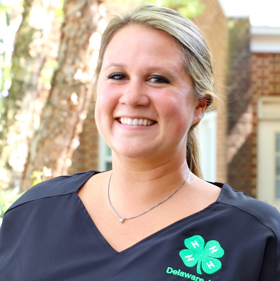 Kaitlin Klair 4-H Program Coordinator Cooperative Extension