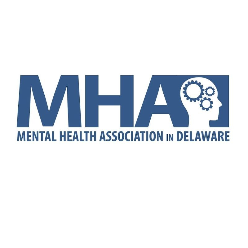 Mental Health Association in Delaware logo