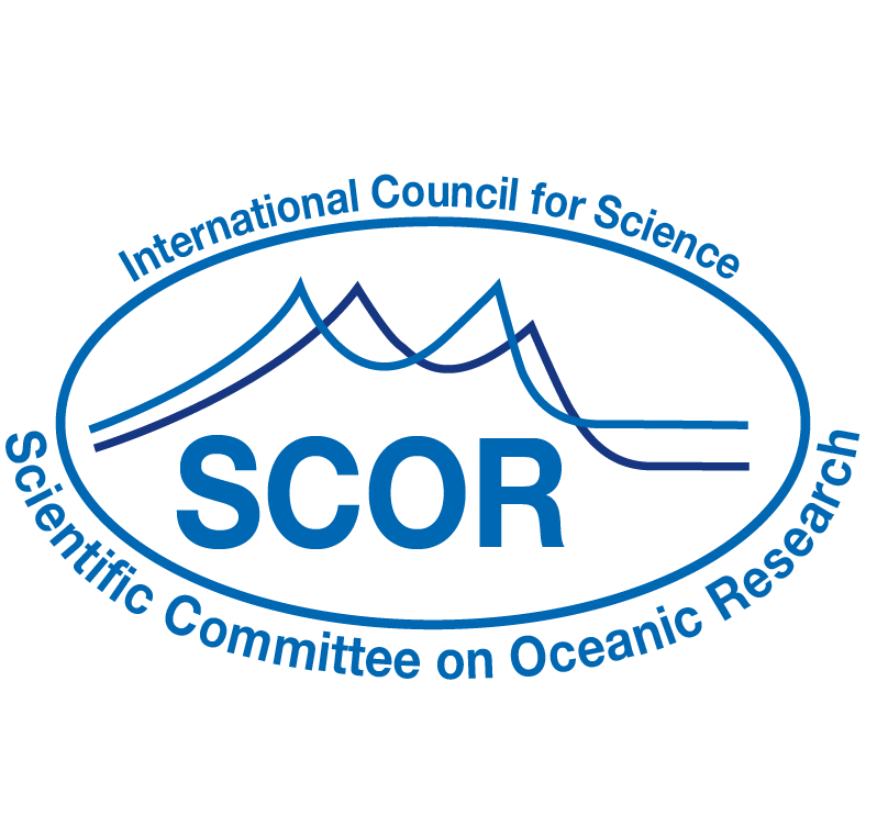Scientific Committee on Oceanic Research logo