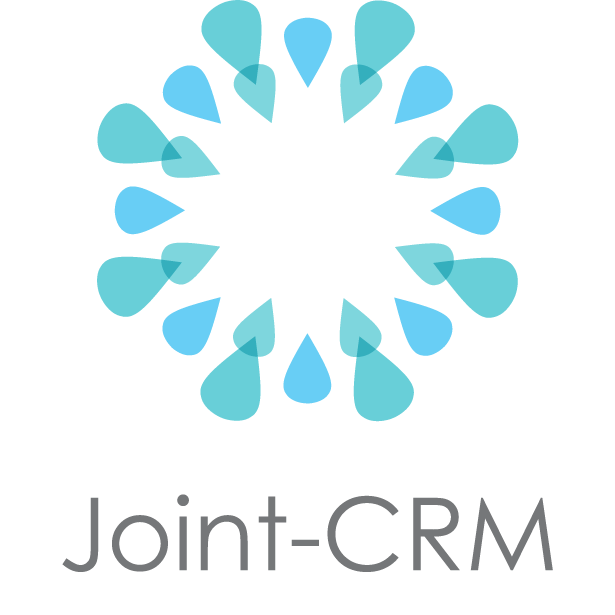 Joint Institute logo - circle of water droplets