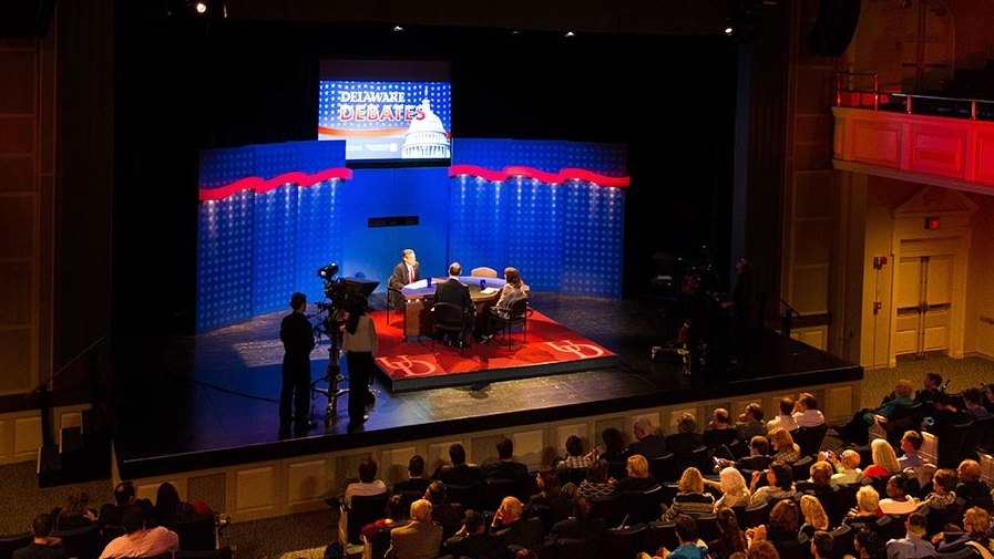 Delaware's 2014 Senate and Congress Debates