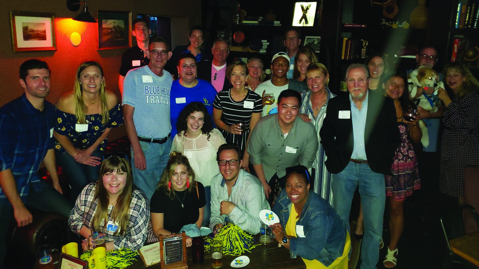 University of Delaware San Francisco Bay Area Alumni Events and Club Members