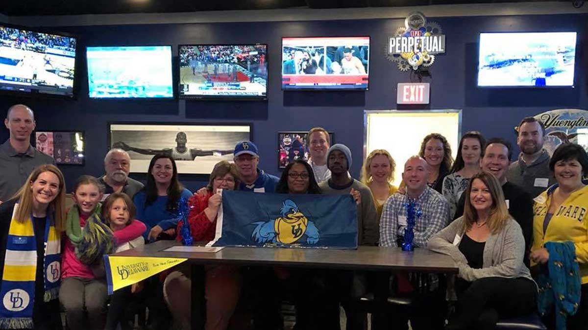 University of Delaware South Central Pennsylvania Alumni Club events
