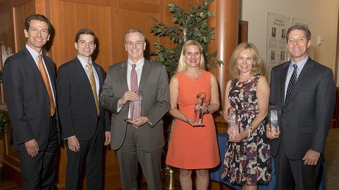 Lerner alumni awards