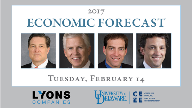 Feb. 14: 2017 Economic Forecast