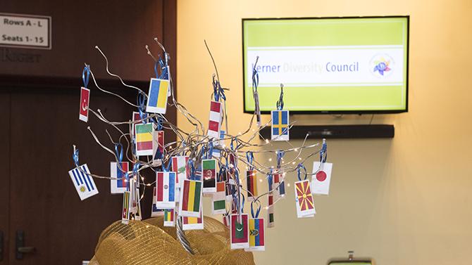 Launching Lerner's Diversity Council