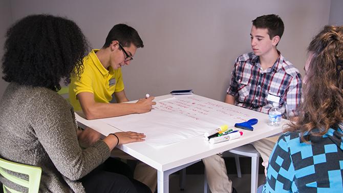 Entrepreneurship for high schoolers