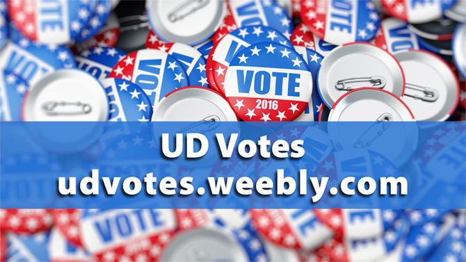 UD Votes