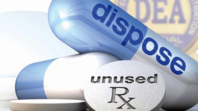 Seneca Falls PD to host 'Drug Take Back' day on April 29