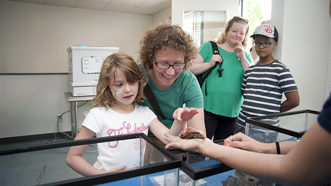 Ag Day Insect Zoo Photo