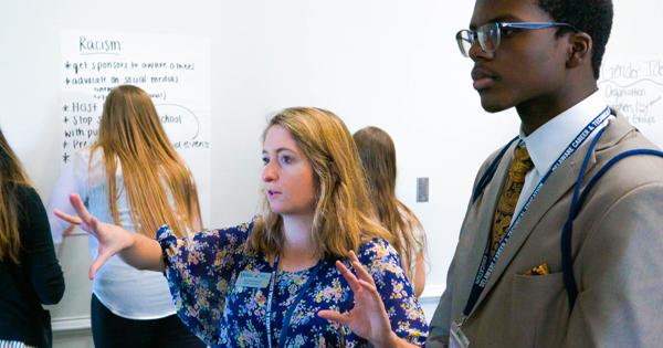 High School Entrepreneurship Workshops