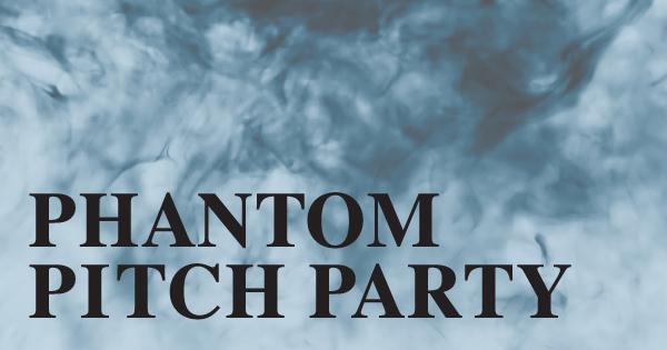 Horn Entrepreneurship Phantom Pitch Party