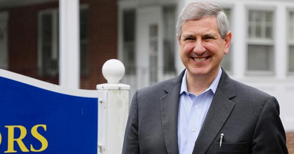 Paul Laux named Honors Program interim director