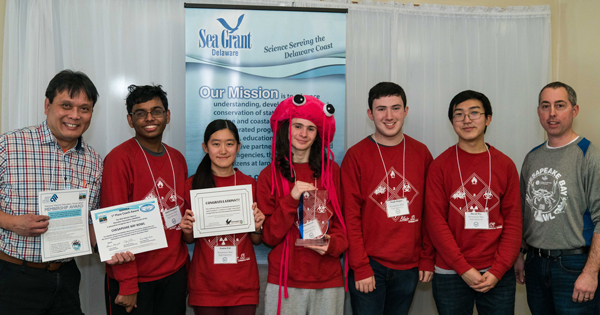 Montgomery Blair High School Team A performed an academic three-peat, seizing the Chesapeake Bay Bowl title for the third straight year.