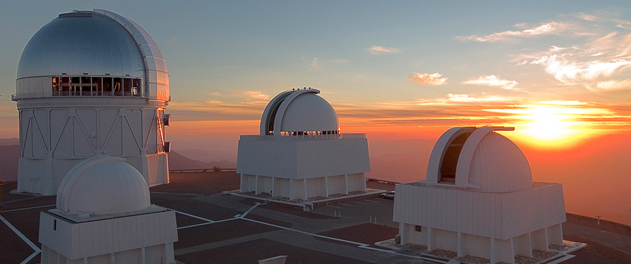 New international partnership adds three 'dark-sky' telescopes to UD research arsenal