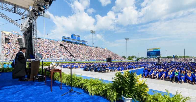 University of Delaware Commencement 2018