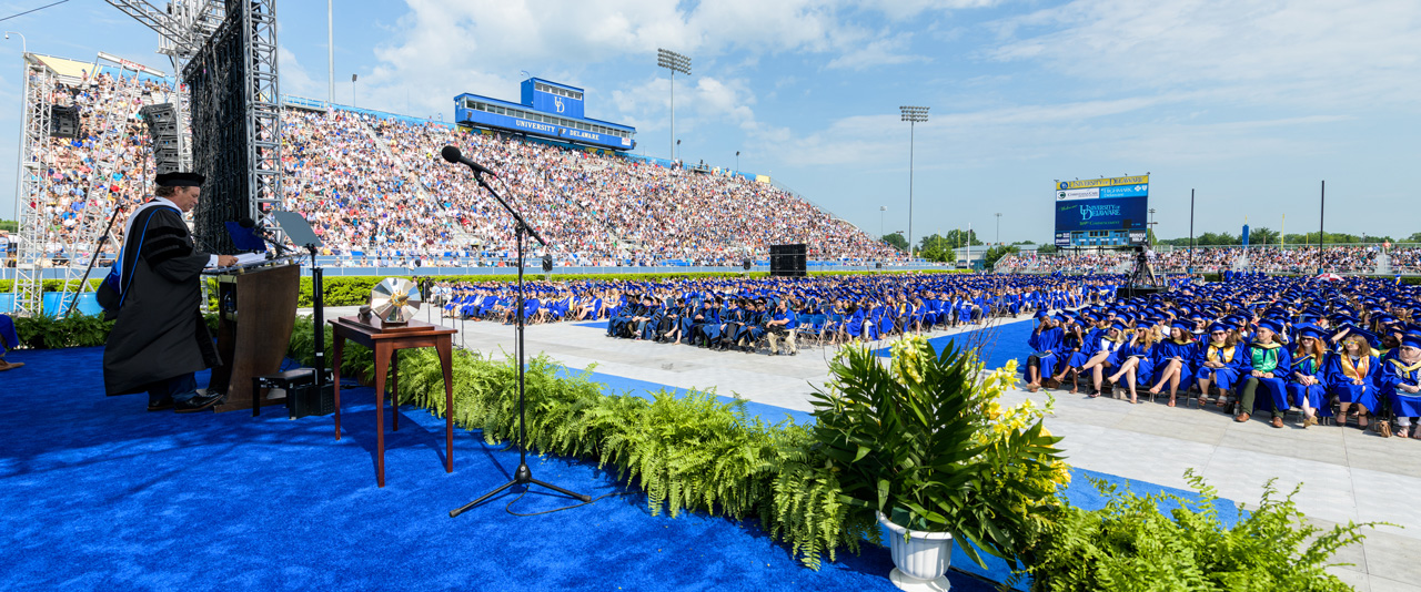 Assanis tells graduates to change the world, Mosko says be fearless and kind