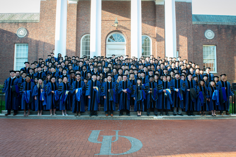 The University of Delaware awarded a record number of doctoral degrees this academic year, according to the Office of Graduate and Professional Education.