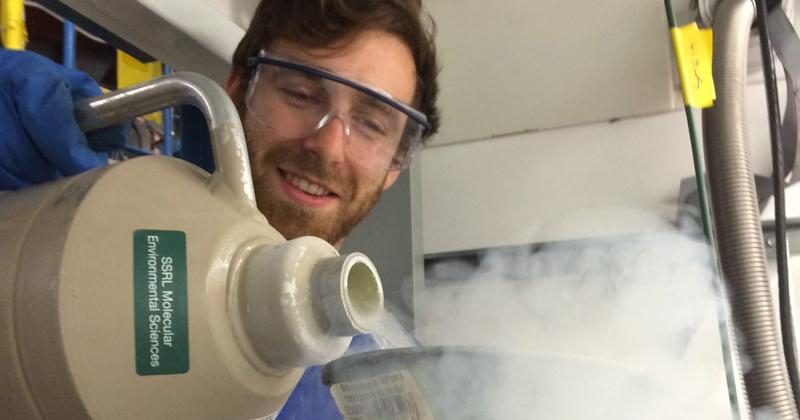 Delaware Environmental Institute Fellow trying to demystify chemistry of biochar