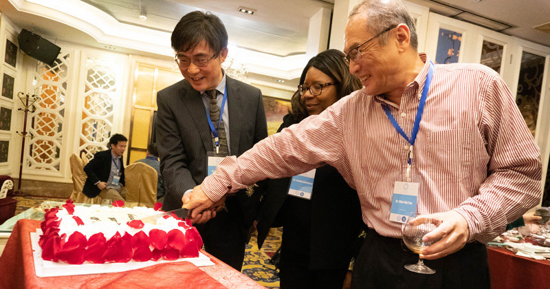 Daylong activities to discuss the changing business landscape