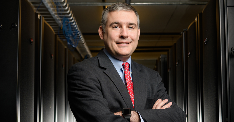 UD's Keith Schneider finds brain distinction in those with rare ability