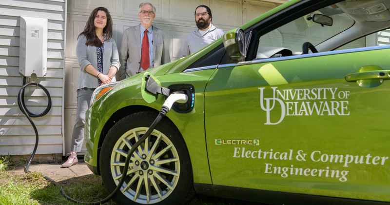 UD's Ujjwal Das and collaborators work to improve photovoltage technology