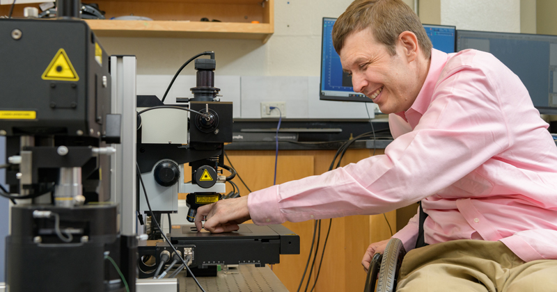 Physical therapy professor Stuart Binder-Macleod to discuss his UD career Oct. 15