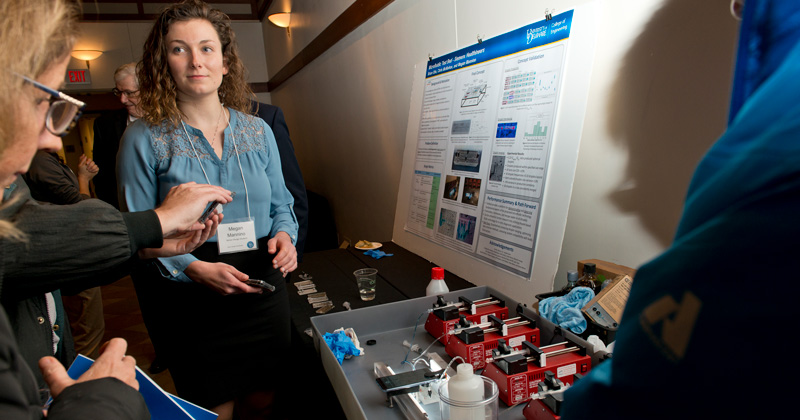 UD's Emily Day among researchers funded through Science Center program