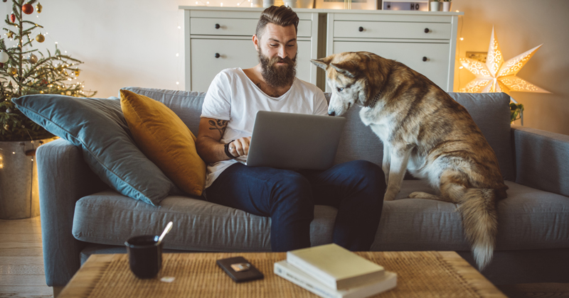 Five tips for learning from home