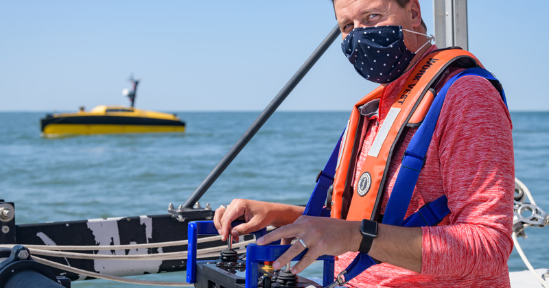 Robot boats | UDaily - UDaily