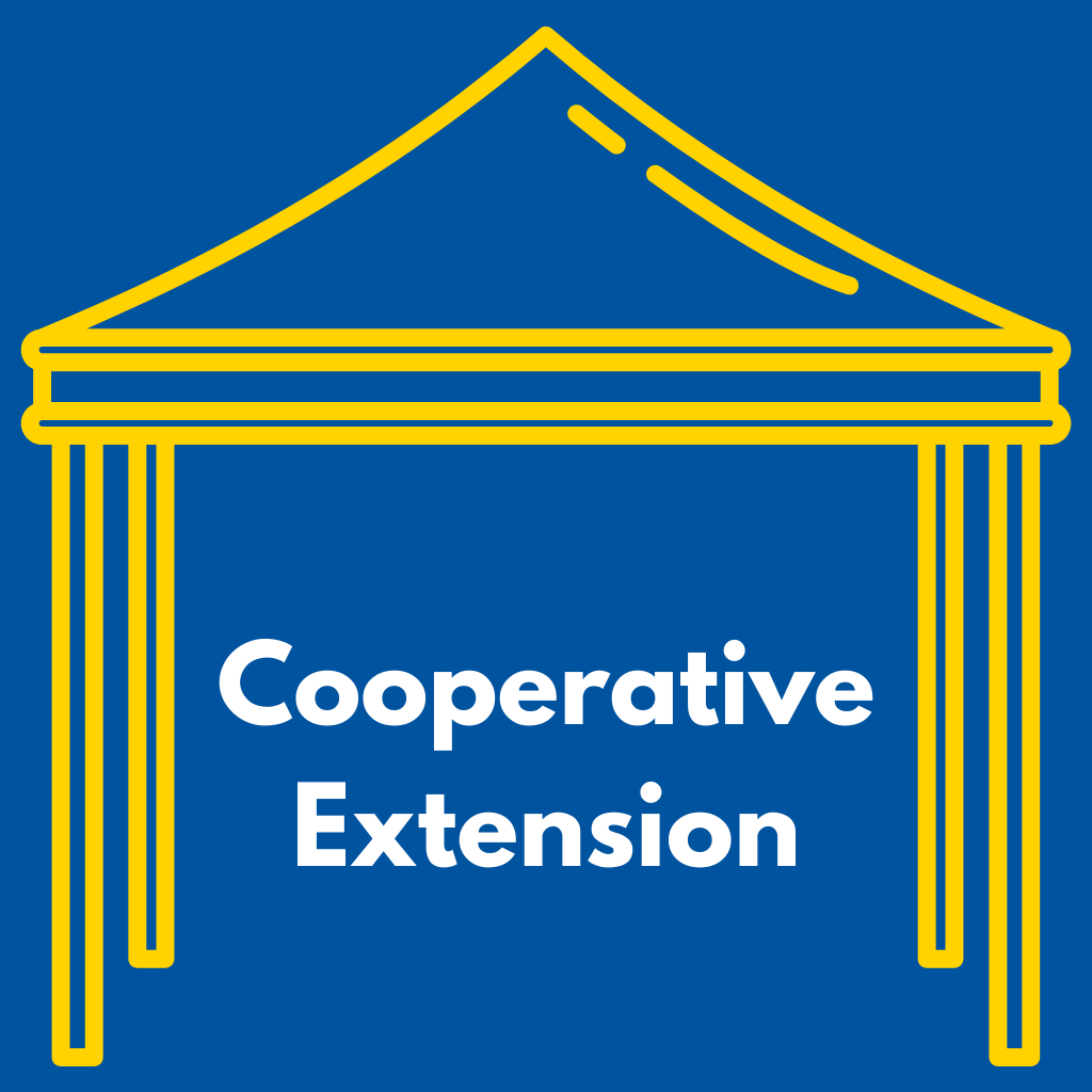 Visit the Cooperative Extension Tent