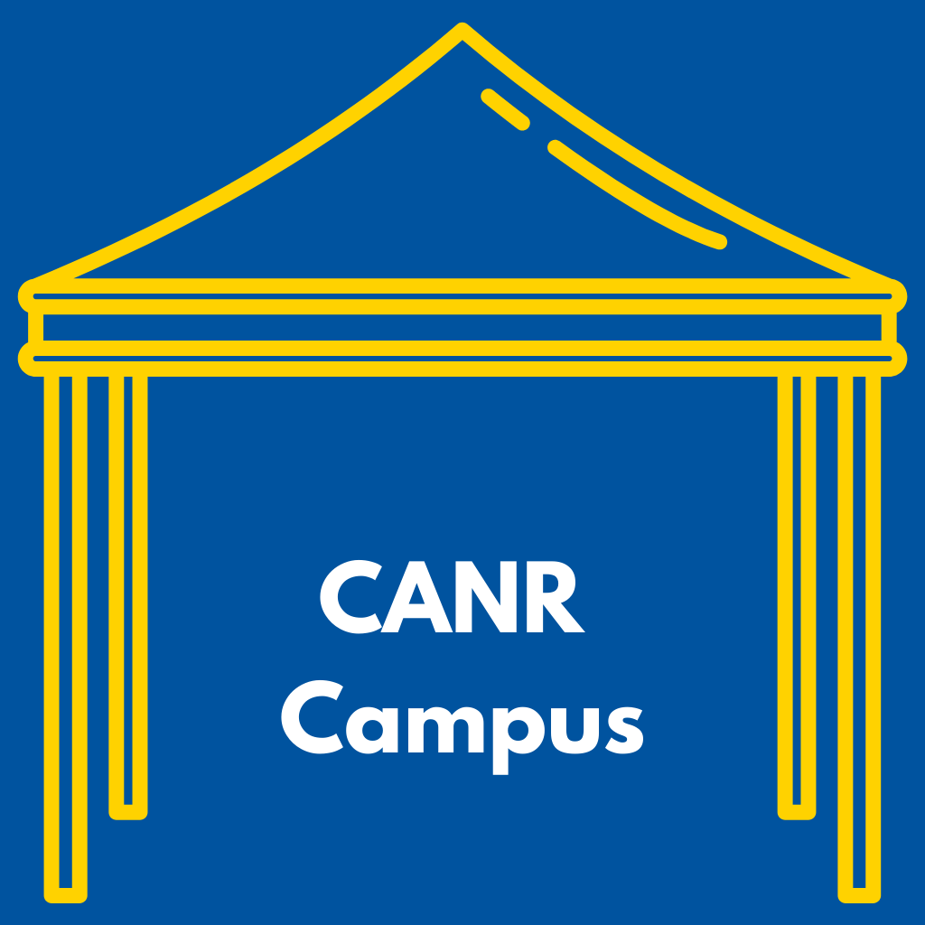 Visit the CANR Campus Tent