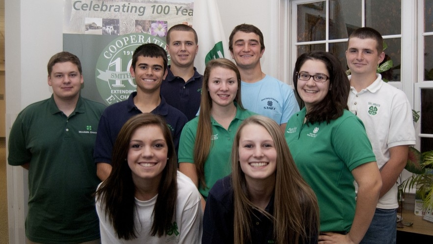 2013-Delaware-4-H-National-Congress-delegates