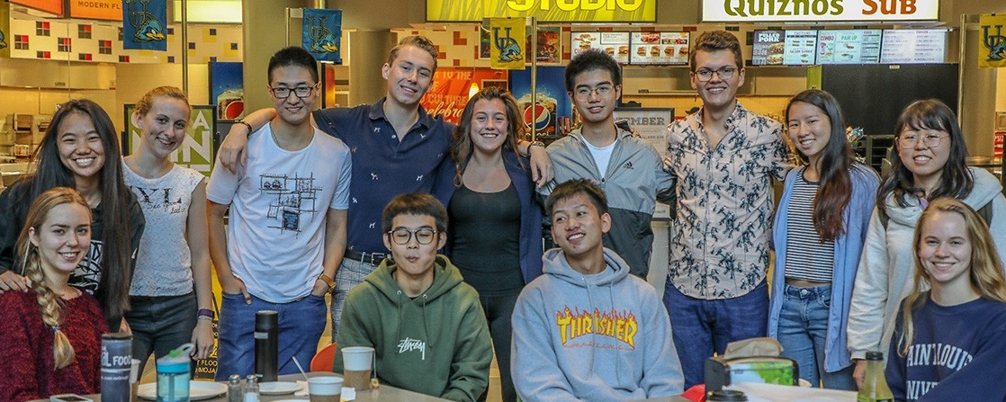 New international students express fondness for UD and each other