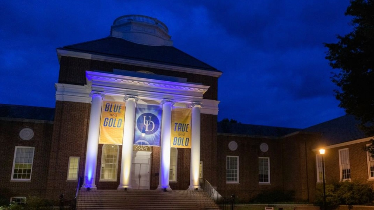Make a Gift to UD.