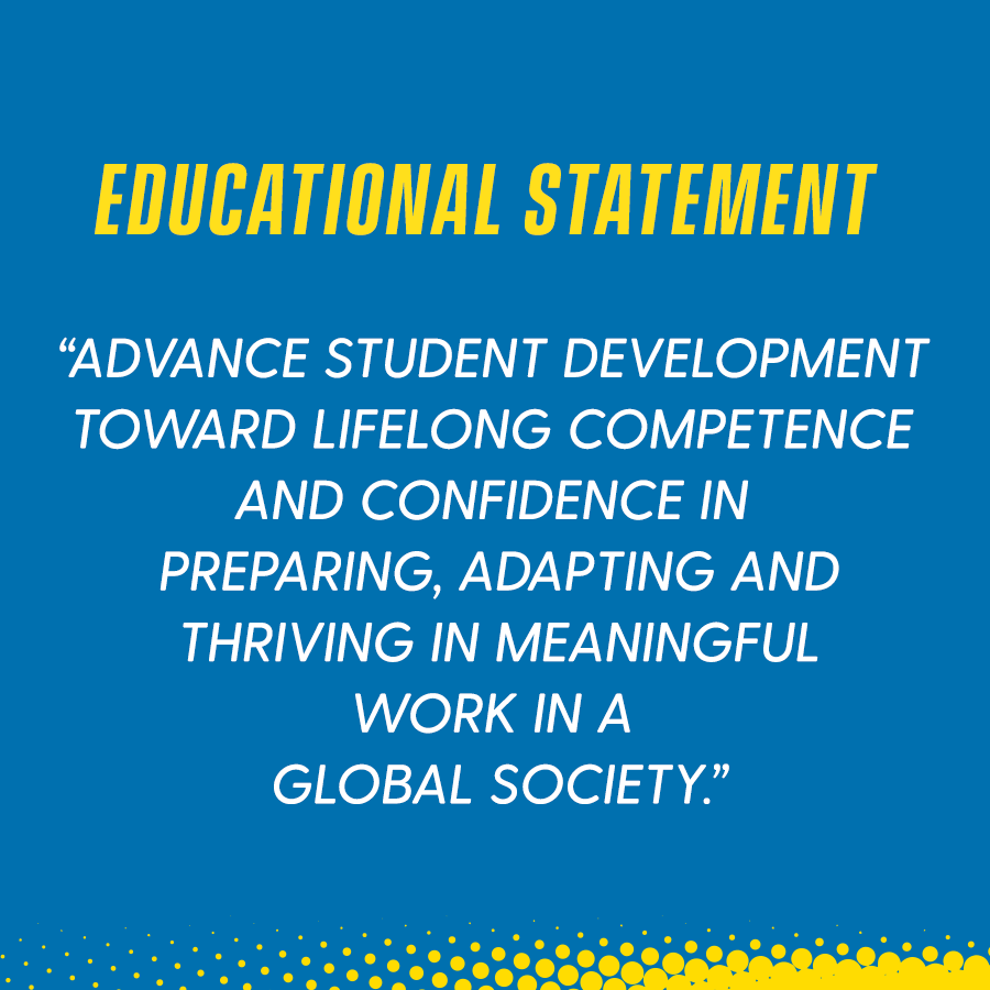 Career Center Educational Statement