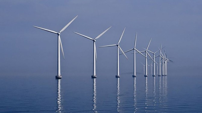 The power of offshore wind