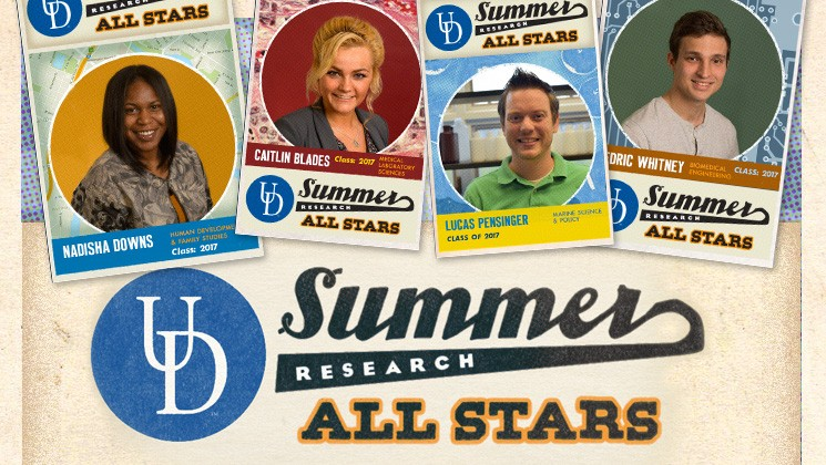 Summer Research All-Stars