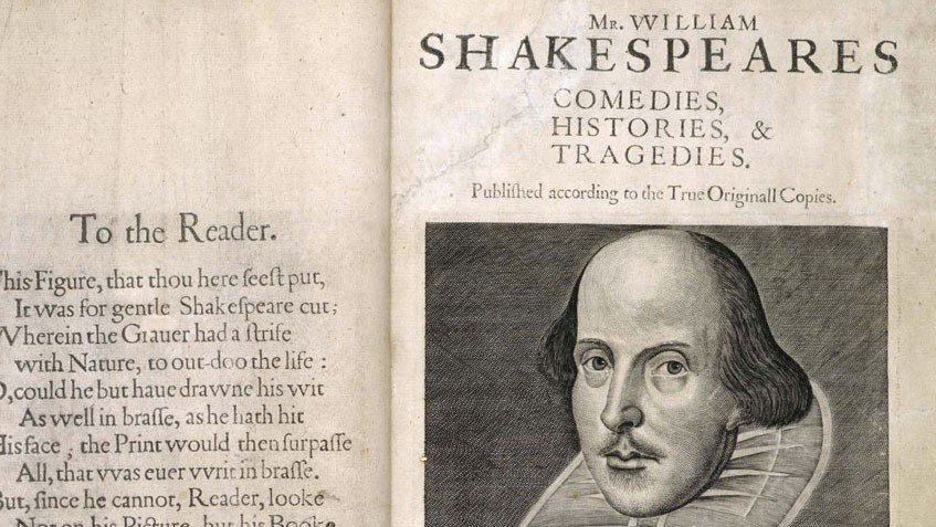 University Museums to host Shakespeare 'First Folio!' tour