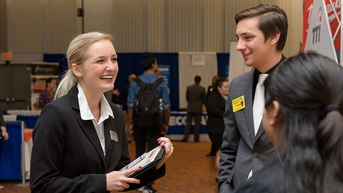 25th annual Hospitality Business Management Career Fair