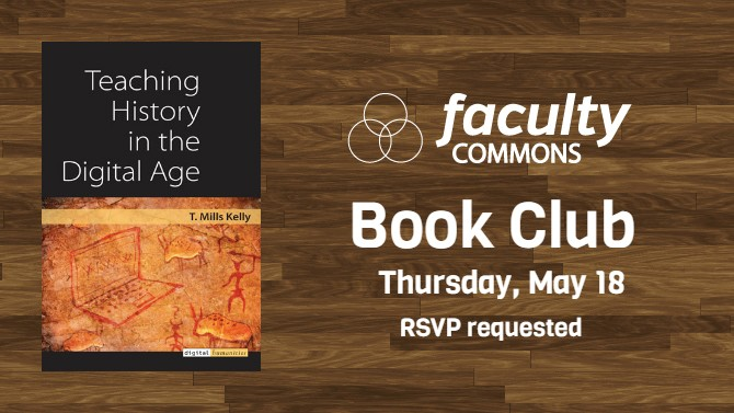 Faculty Commons Book Club