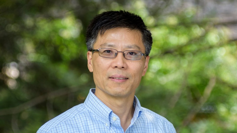 Prof. Wei-Jun Cai chosen for the American Geophysical Union's 2017 Class of Fellows