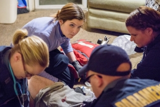 UD student learn EMS, volunteer for fire companies