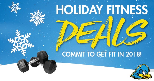 Holiday Fitness Deals