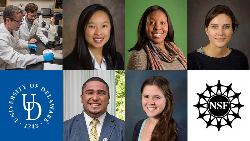 NSF Graduate Research Fellowship recipients